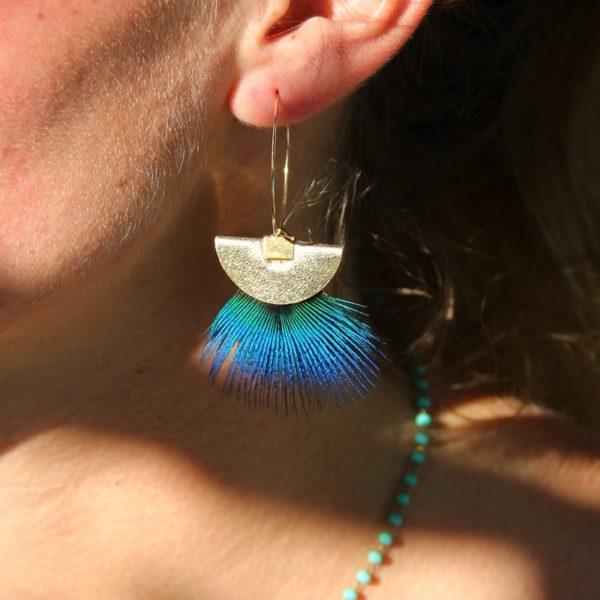 boucles d'oreilles palombaggia innorata