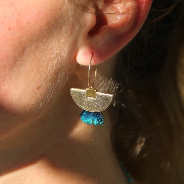 boucles d'oreilles santa giulia innorata