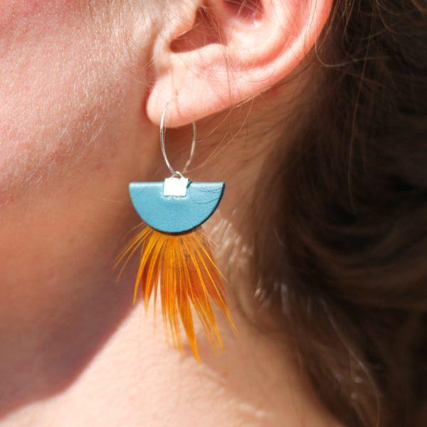 Scandola Boucles d'oreilles